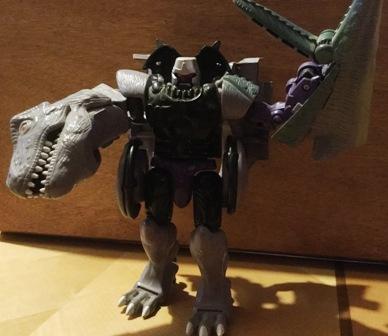Transformer T Rex 4