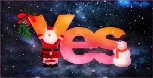 Yes Christmas