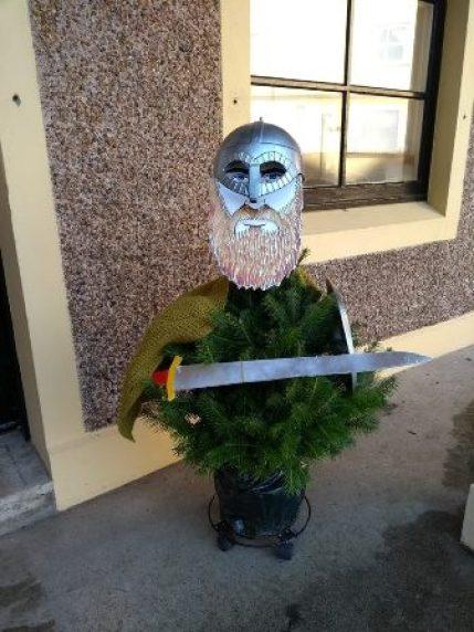 Christmas tree - Odin Stone