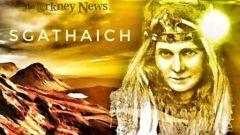 sgathaich banner