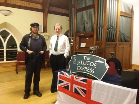 Jellicoe Express 1