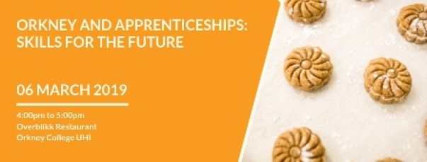 Orkney Apprenticeships