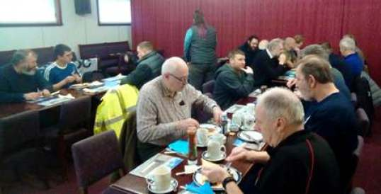 Vets Breakfast Feb 2019