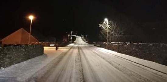 Work Road Kirkwall KA