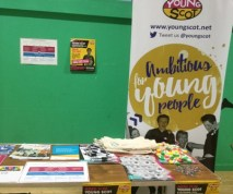Youth Conference stalls 2