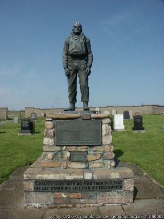 Longhope Memorial Ian Balcombe