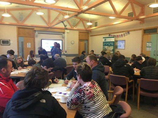 Orkney and Apprenticeships Skills for the Future  Event