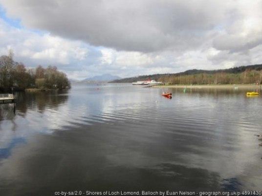 Loch Lomond by Euan Nelson