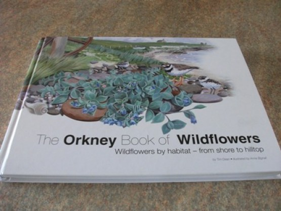 Orkney book of wild flowers Bell
