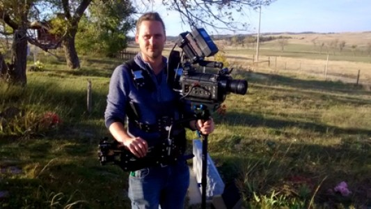 STEVEN LEWIS SIMPSON STEADICAM AT WOUNDED KNEE