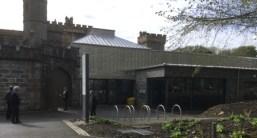 Lewis Castle Museum in Stornoway