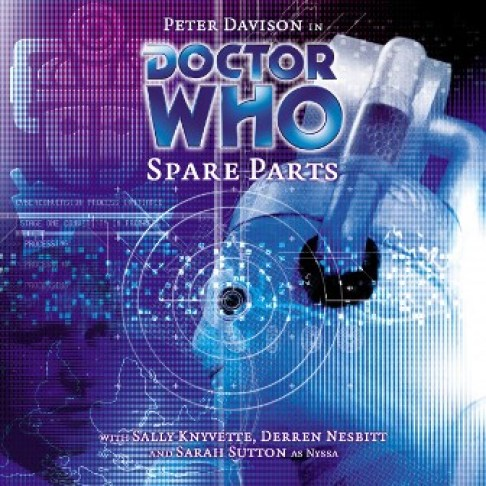 Dr Who Spare Parts