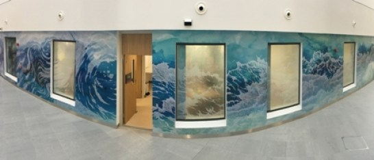 Art at Balfour Hospital