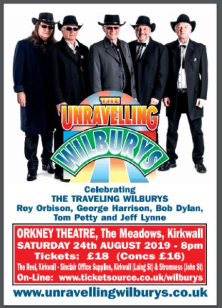 The Unravelling Wilburys