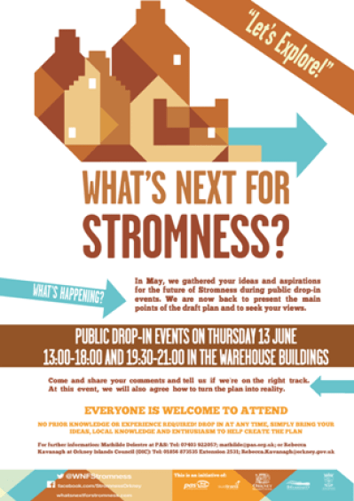 Whats Next for Stromness poster