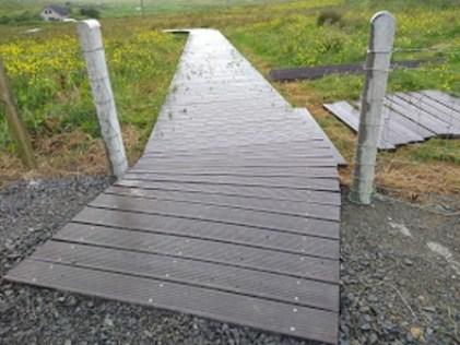 new path Happy Valley 1