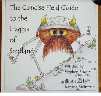 The Concise Field Guide to The Haggis