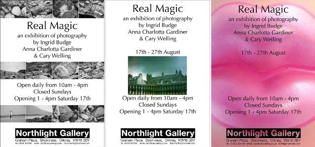 Real Magic Exhibition
