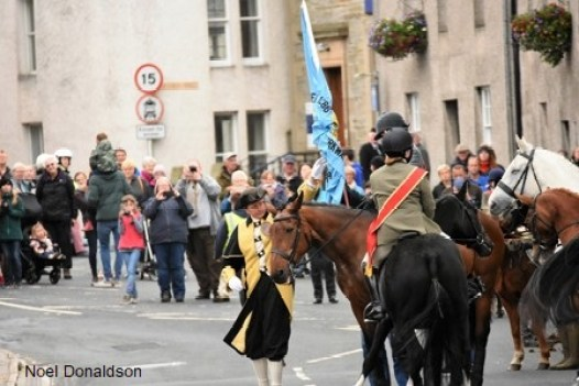 Riding  of The Marches
