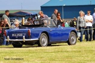 Orkney vintage show 2014