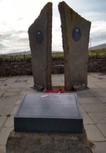 Arctic Convoy Memorial, Hoy Orkney