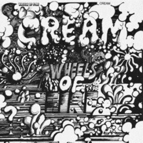 Cream album cover