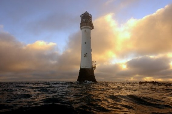 The Bell Rock Lighthouse. Photo © Ian Cowe