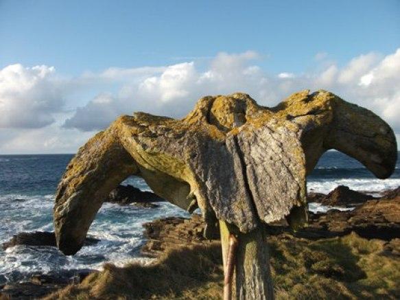 Birsay whalebone Bell