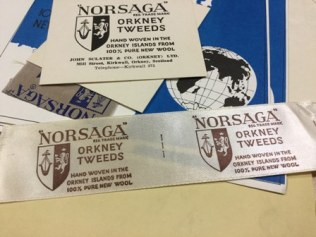 Norsaga Orkney Tweeds