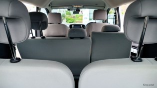 Inside the Nissan-NV200 by Kenny Armet
