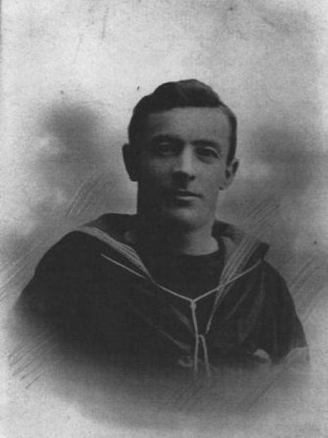photo of William Bowen HMS Pheasant