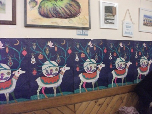 Judith Glue's Cafe Bell
