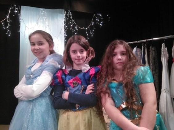 Princesses  Hansel and Greta