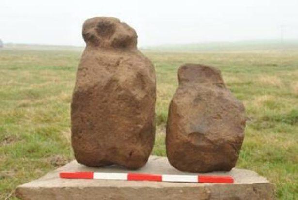 Bronze Age stone figures