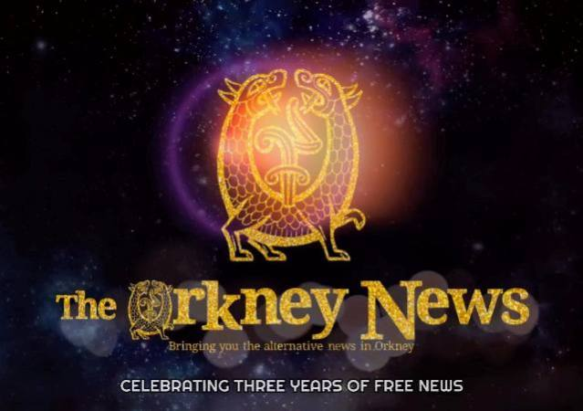 The Orkney News Three Years of Publishing