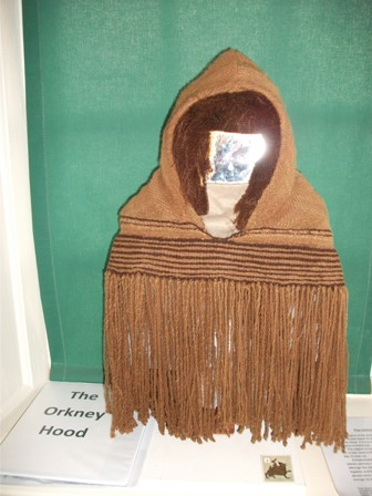 The Orkney Hood Orkney museum