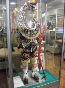 South Ronaldsay ploughing horse outfit for child Orkney museum