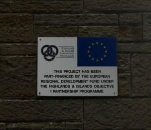 EU funding Stromness 3