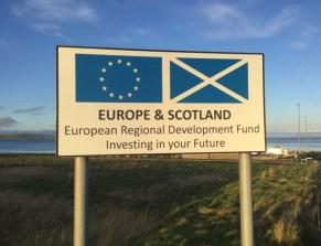 EU Regional Development Fund Hatston