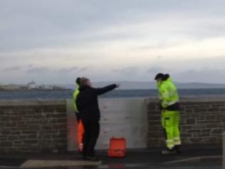 Kirkwall flood gates 2