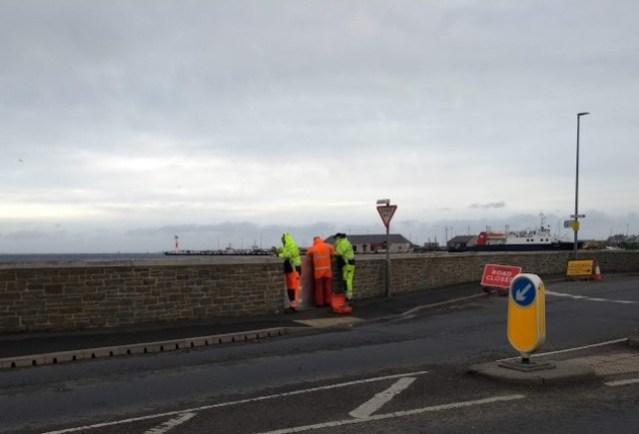 Kirkwall flood gates 3