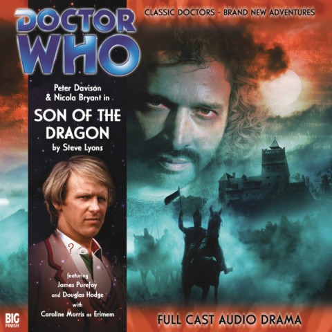 Dr Who Son of the Dragon audiobook