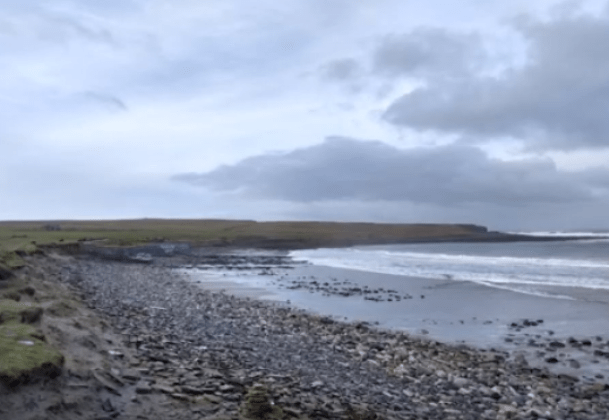 Skara Brae Bay of Skaill Jan 2020