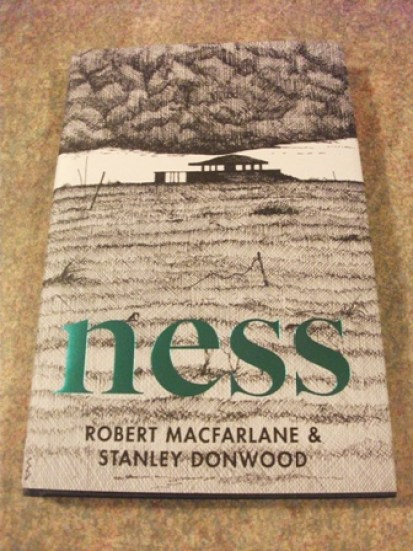 Ness by Robert MacFarlane and Stanley Donwood Bell