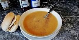 Radish & Mixed Veg Soup 10