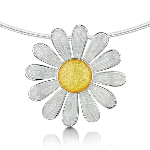 Sheila Fleet's Daisies at Dawn Collection