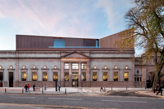 Aberdeen Art Gallery RICS awards