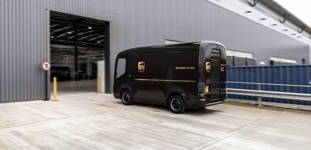 Arrival's new generation electric van