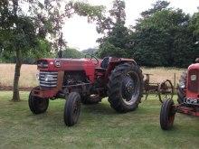 tractors Bell Somerset