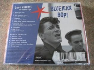 Gene Vincent CD Bell